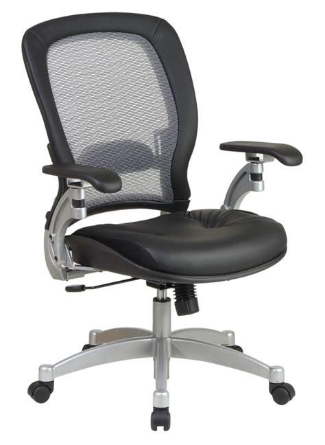 air siege office fauteuil professionnel à profil mince avec