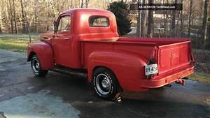 Pick Up Ford : 1950 ford f 1 pick up truck ~ Medecine-chirurgie-esthetiques.com Avis de Voitures