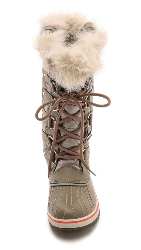 sorel tofino faux fur lined boots kettle courage