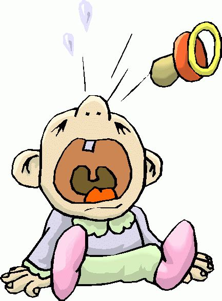 Image result for free clip art Crying baby