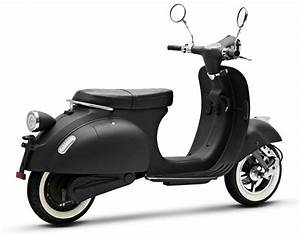 3000w Eec Classic Electric Scooter Romex