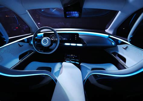 Based on a modular, scalable electric drivetrain, mercedes claims 435 miles of range and 469 horsepower from a 100 kwh battery. Why you should check out the Mercedes-Benz Concept EQ show car in Desa Park City | Buro 24/7 ...