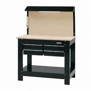 Shop Kobalt 60-in H Work Bench at Lowes com