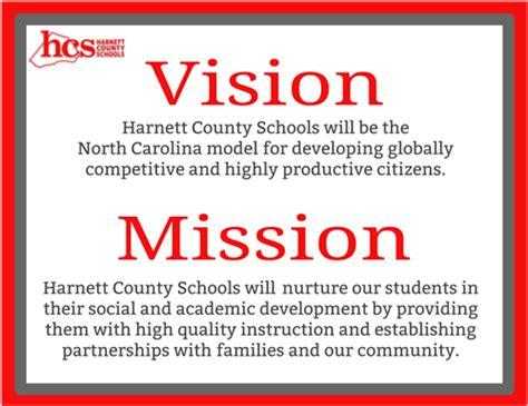 hcs glance vision mission statement