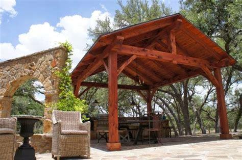 Outdoor Pavilion Design And Pergola Design Elements To