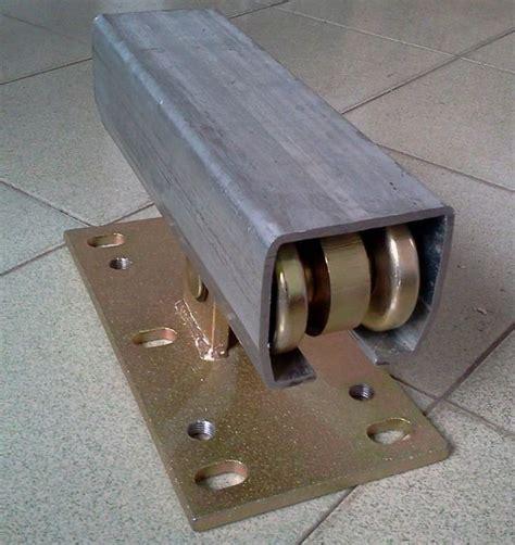gate channel  cantilever gate roller  sliding gate