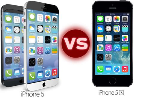 compare iphone 5 and 6 iphone 6 ecco come cambier 224 l impugnatura iwatch apple