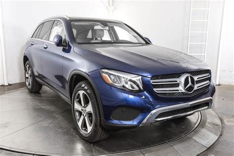 Mercedes claims the glc 300's extra horses of the updated glc 300 help it scoot to 60 miles per hour in 6.1 seconds, or up to 0.3 second quicker than. Certified Pre-Owned 2018 Mercedes-Benz GLC GLC 300 SUV in Austin #ML58595 | Mercedes-Benz of Austin