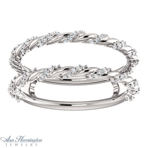 14k White Gold 14 Ct Tw Diamond Rope Design Ring Guard. Tiny Emerald Cut Diamond Wedding Rings. Hideous Engagement Rings. Brooke Davis Wedding Rings. Diamond Double Square Frame Wedding Rings. Genuine Diamond Wedding Rings. Diamonesk Wedding Rings. Novo Engagement Rings. White Dragon Rings