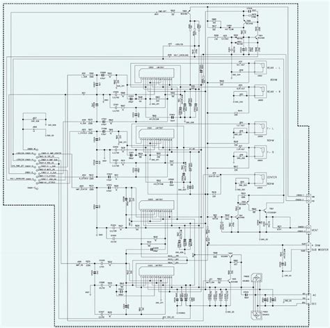Home Theater 5 1 Wiring Diagram by 51 Wiring Diagram Volovets Info