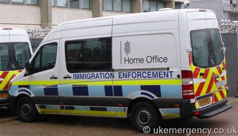 home office immigration enforcement vw transporters