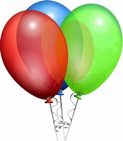 Clip Party Balloons Helium Vector Balloon Clipart