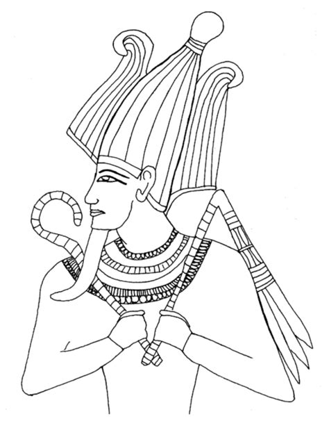 Best 25 Ideas About Pharaoh Drawing Find What You Ll Love King Tut Coloring Page