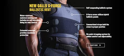 New Galls Ballistic Vests