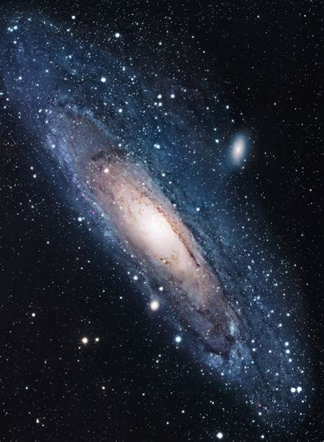 Galaxy Of Lights by Space In Images 2011 01 Andromeda Galaxy Seen In