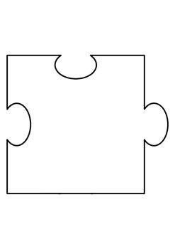 piece blank jigsaw puzzle template  paul kearney tpt