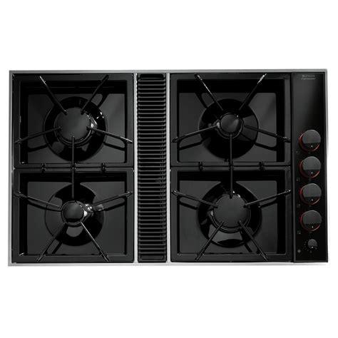 gas cooktop downdraft cvgx2423b jenn air expressions 226 162 34 quot downdraft gas