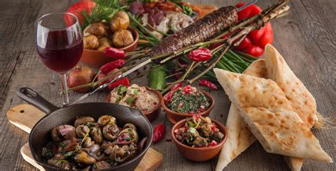 the cuisine superb georgian cuisine tpg travel promotions