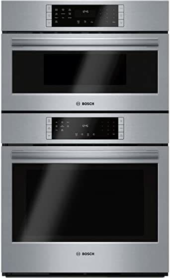 amazoncom bosch  combination wall ovenspeed oven