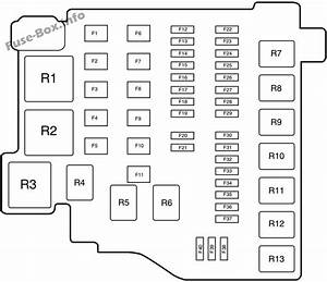 Fuse Box Diagram  U0026gt  Ford Fiesta  2011