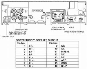 Deh P2600 Wiring Diagram
