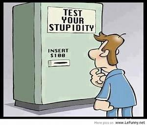 Funny Jokes: Test your stupidity