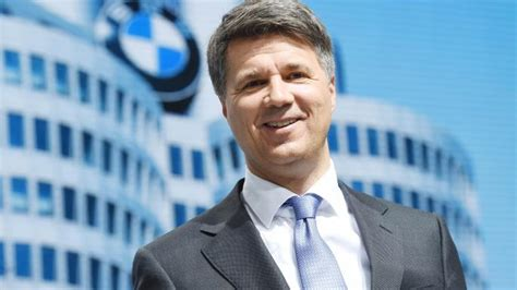 Bmw Group Ceo Harald Krüger Receives Top Marks On