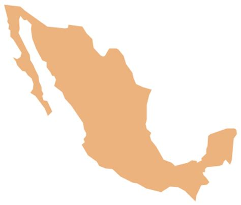 mexico clipart map   cliparts  images