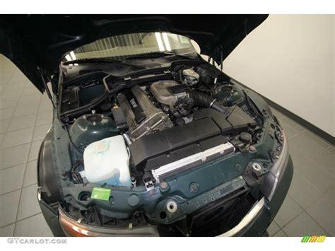 1997 Bmw Z3 1.9 Roadster 1.9 Liter Dohc 16v Inline 4
