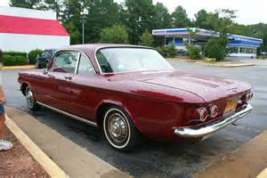 1962 Chevrolet Corvair with wire wheel covers | CLASSIC ...