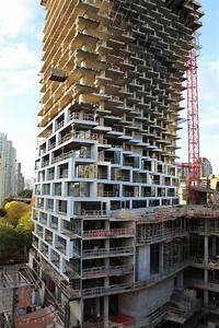 Bjarke Ingels U0026 39  Vancouver House Takes Shape In The Beach