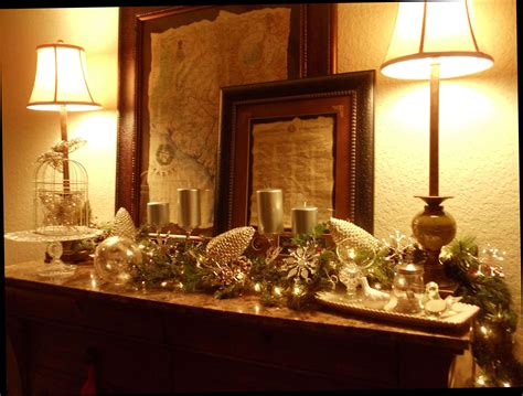 how to decorate your dining room table for christmas how to decorate a sideboard in a dining room