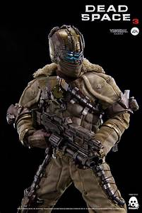 Dead Space 3 Isaac Clarke Snow Suit Version Action Figure ...