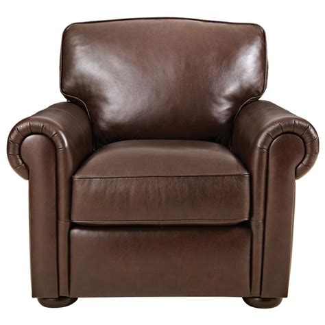 home decorators collection alwin chocolate italian leather