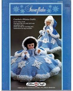 Free Crochet Bed Doll Pillow Patterns