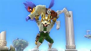 Melee Fox Super Smash Bros For Wii U Skin Mods