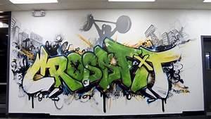 Kettlebell Designs Gym Mural Google Search Gym Art Gym Wall Decal