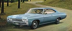 1968 Chevrolet Impala Ss Sport Coupe