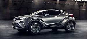 Nouvelle Toyota Chr : toyota c hr concept 5 porte salone dell auto di francoforte ~ Medecine-chirurgie-esthetiques.com Avis de Voitures