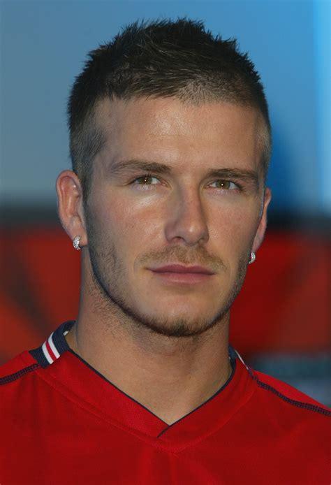 30 Sexy David Beckham Hairstyles   SloDive