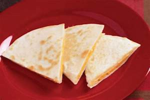 Cheese Quesadilla Recipe - Kraft Recipes