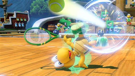 Mario Tennis Aces How To Unlock New Characters And Courts