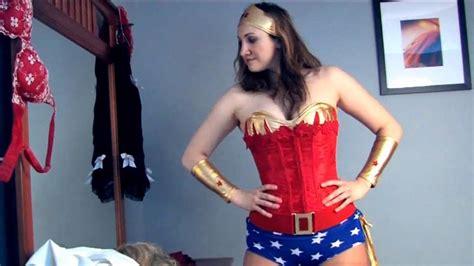 angelique introduction superheroine hottie youtube
