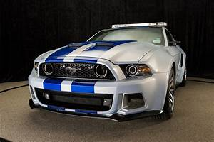 2013 Ford Mustang Need for Speed Pace Car - front photo, size 1800 x 1200, nr. 1/3 ...