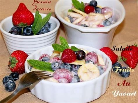 amour cuisine chez sihem les meilleures recettes de salade de fruits 9