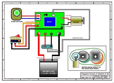 Razor Electric Wagon Parts Electricscooterparts