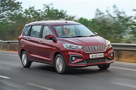Review Suzuki Ertiga by 2019 Maruti Suzuki Ertiga Review Road Test Autocar India