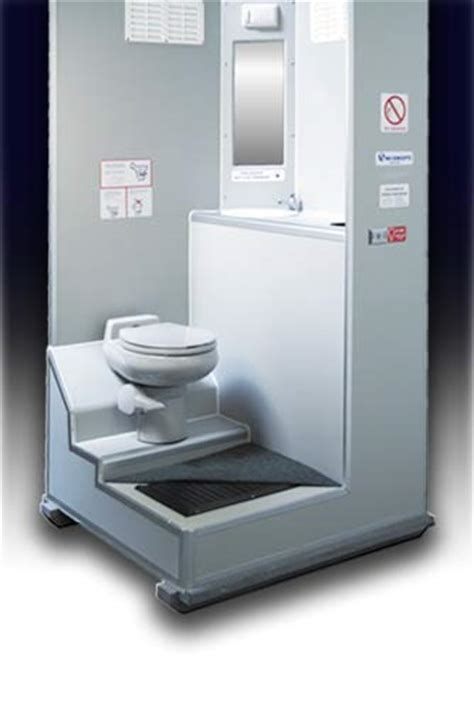 portable toilet trailers  mobile comfort station