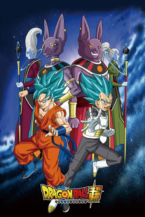 anime manga dragon ball super ssgss goku vegeta kb