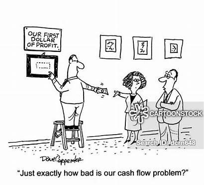 Cash Flow Problems Filing Cartoon Cartoons Funny